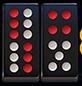 牌九的牌型-天王