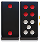 牌九的牌型-地王